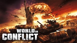 [18+] Шон играет в World in Conflict (PC, 2007)