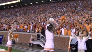 Tennessee - Neyland Crowd Excited for Opening Kickoff Against Montana
