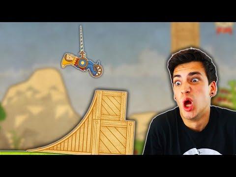 EXTREME UNICYCLING GAME?! (Balancelot)