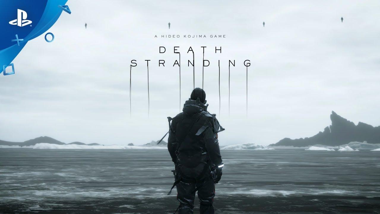 Трейлер игры Death Stranding