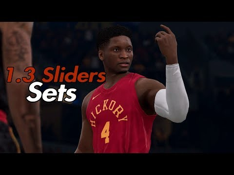 Nba Live 19 Gameplay Sliders For A NBA Live Simulation