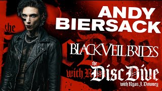 Andy Biersack - The Disc Dive With Ryan J. Downey