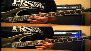 Apocalyptica - 'End of Me' Guitar Cover