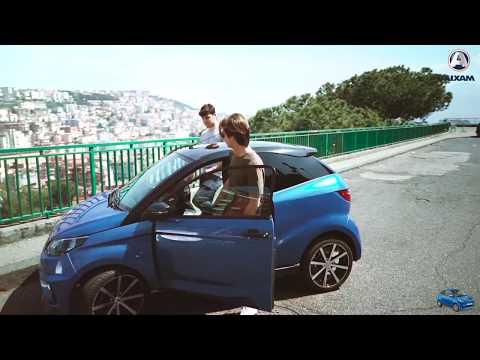 Aixam | Parti a ritmo di musica | Generazione Minicar | Coupé GTI