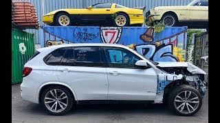 2016 BMW X5 hybrid  40e - авто из США !!!!