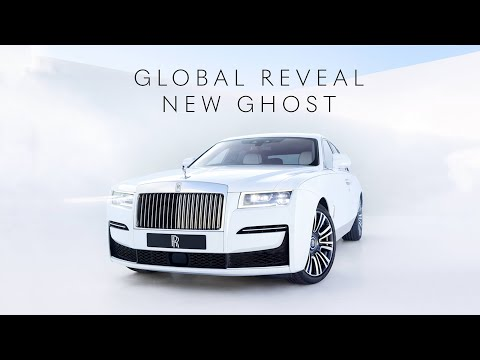 Global Reveal: Rolls-Royce new Ghost