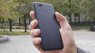 Xiaomi Mi A1 Обзор