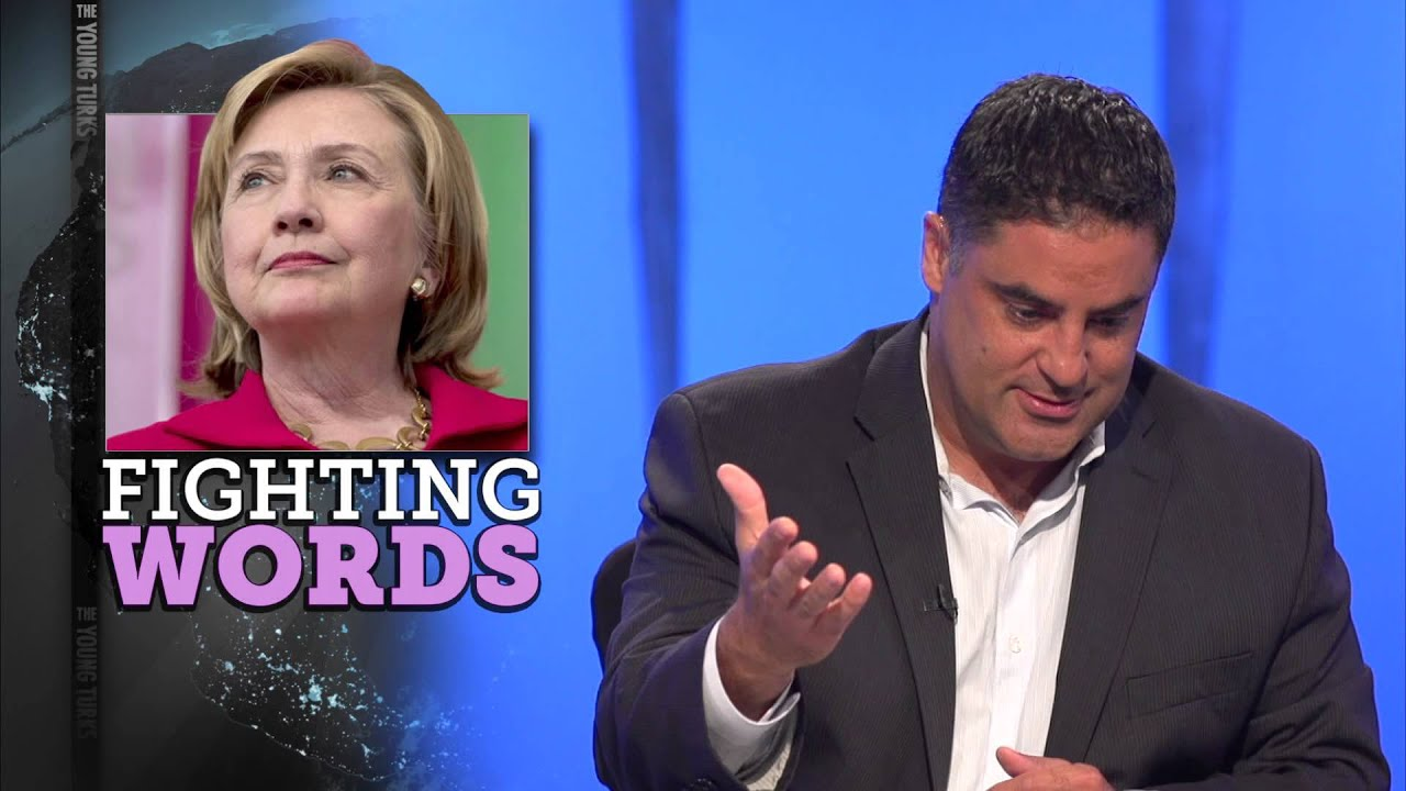 Hillary Clinton Wants War, Lots Of It & That's Why She's Running thumbnail