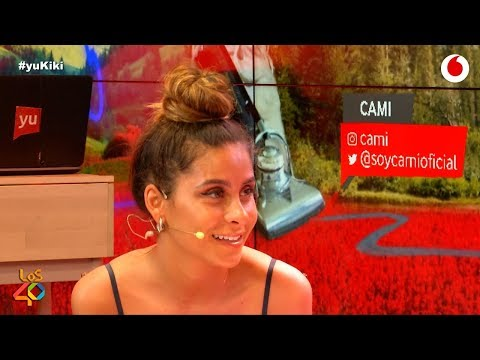 """Cami: """"Los alienígenas están entre nosotros"""" #yuKiki"""