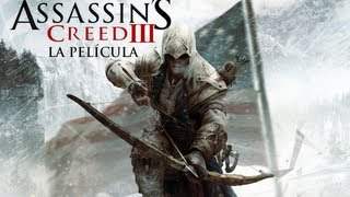 Assassins Creed 3  La Película Completa En Español Full Movie
