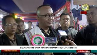 Impact News Manipuri 14 October 2018
