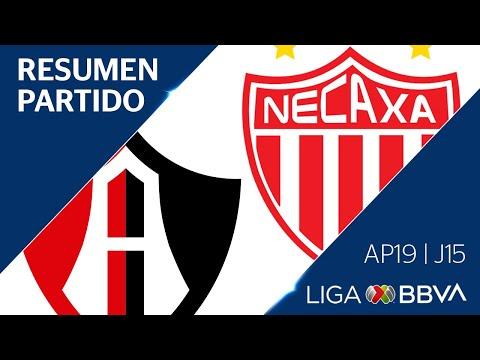 Resumen y Goles | Atlas vs Necaxa | Jornada 15 - Apertura 2019 | Liga BBVA MX