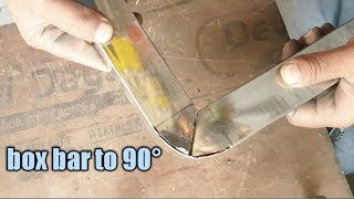 How to bend steel pipe | Stainless steel pipe bending | how to bend tubing  without a bender