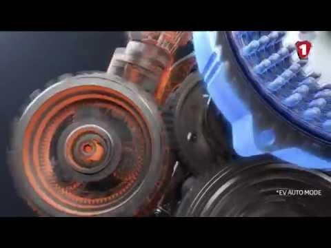 Toyota Rav 4 Hybrid Паркетник класса J - тест-драйв 4
