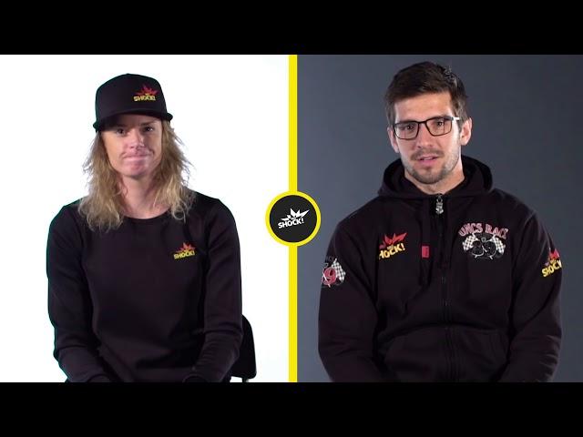 Shockhunters vs. Dakar | 1. část