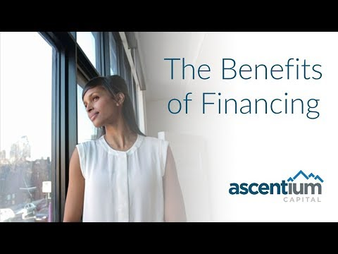 The Benefits of Business Financing Video