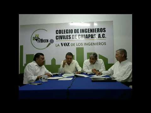 Novena transmisión de La Voz de los Ingenieros.