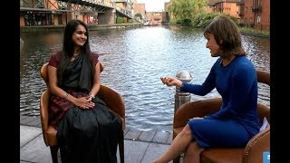 BBC Talking Books Rebecca Jones interviews Preeti Shenoy