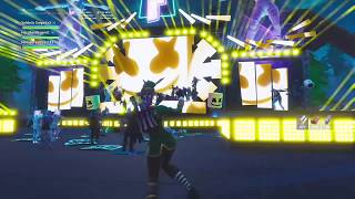 Gambar cover Fly - Marshmello Ft. Leah Culver LIVE IN FORTNITE!!!