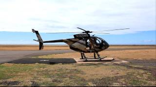 preview picture of video 'helicopter take off in port allen Kauai'
