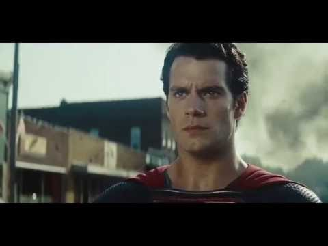Man Of Steel Superman vs  General Zod Smallville Fight Part 1