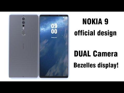 Nokia 9, ecco un concept che lo immagina con una nuova dual camera