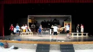 Heart- Damn Yankees Summer Rehearsal 2010