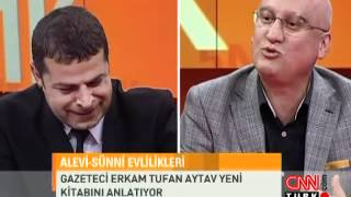 Gazeteci Erkam Tufan Aytav  Alevi-Sünni evliliklerini anlatıyor