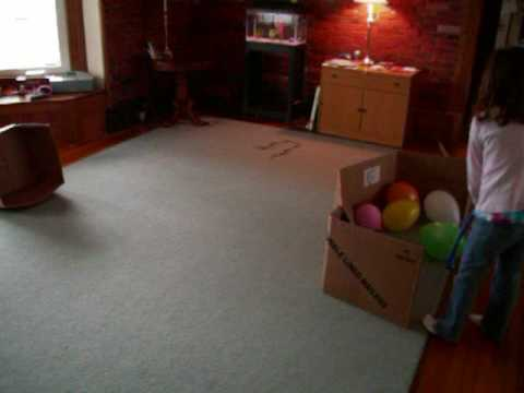 Screenshot of video: Eye Hand Coordination and Motor Control Activity