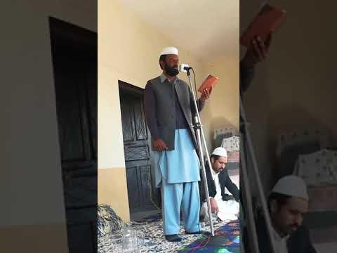 UMEED WAAR E RAHMATE SARKAR MAIN BHI HU NAAT BY TANVEER AHMED QADRI