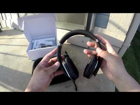 Excelentes Audífonos Bluetooth - August EP650