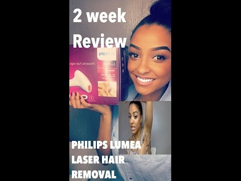 Phillips Lumea Advanced Laser Hair removal Review