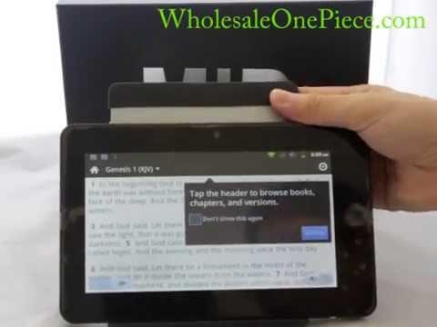 Haipad M7X Samsung A8 PV210 Android 2.3 3G Tablet