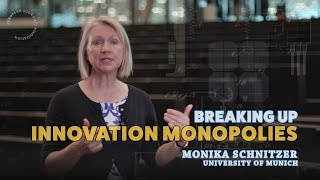 Innovation Lessons from Bell Labs - Monika Schnitzer, EEA 2016