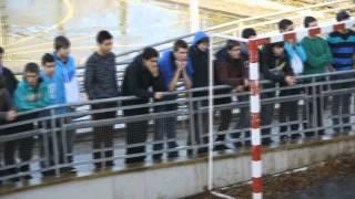 preview picture of video '13 12 20 Santomas Lezo Insti 1 Herri Kirolak Futbol partidua'