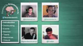 Braincast: Episode #1 feat Gaara and Frodan - Dreamhack Bucharest recap and meta talk