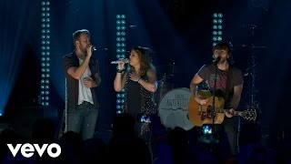 Lady Antebellum - Need You Now (Acoustic) (Live on the Honda Stage at the iHeartRadio Theater LA)