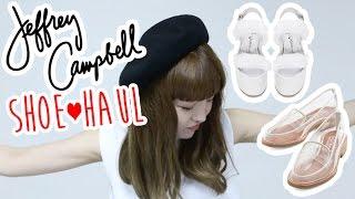 樂善(不)敗家:Jeffrey Campbell ♡ Shoe Haul!!!鞋鞋鞋鞋
