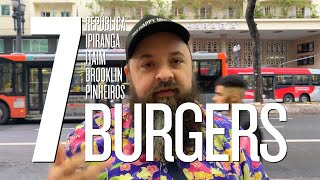 Jota Bê • Sete Cheeseburgers (e Um Sonrisal)