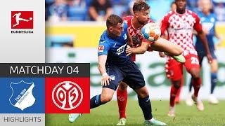 TSG Hoffenheim 0-2 1. FSV Mainz 05 Pekan 4