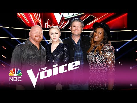 The Voice 2017 - Coach Chat: Blake and his Team (Digital Exclusive)