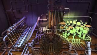 Animusic HD - Pipe Dream 2 (1080p)