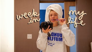 a week in my life (family road trip to da wild west)