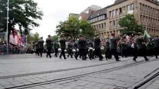 preview picture of video 'Schützenfest Neuss 2014'