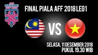 Sedang Beralngsung! Live Streaming Final Piala AFF Leg 1 Malaysia VS Vietnam, Selasa Pukul 19.30 WIB