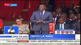 Rais Uhuru na naibu wake wasisitiza kuwa marudio ya uchaguzi wa urais utafanyika ilivyoratibiwa