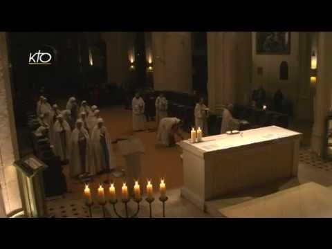 Vêpres et Eucharistie du 22 novembre 2014