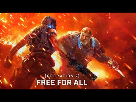 Gears 5 - Operation 2: Free For All Trailer