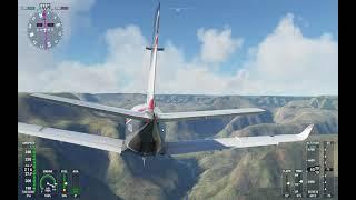 Formation flight with FRYFPV (TDM 930) Microsoft Flight Simulator 2020 PART 2