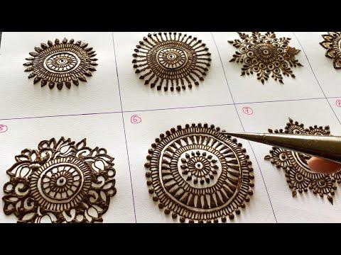 mehndi design types mandala design tips by amrita henna